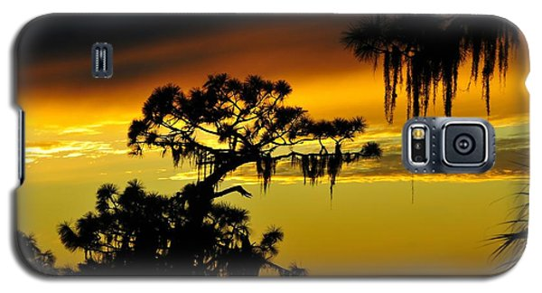Central Florida Sunset Galaxy S5 Case
