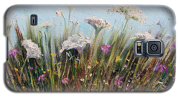 Flower Dance Galaxy S5 Case