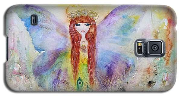 Flower Fairy  Galaxy S5 Case