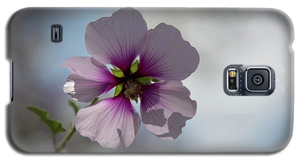 Flower In Focus Galaxy S5 Case