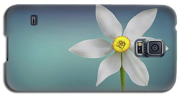Flower Paradise Galaxy S5 Case by Bess Hamiti