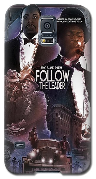 Follow The Leader 2 Galaxy S5 Case by Nelson Dedos Garcia