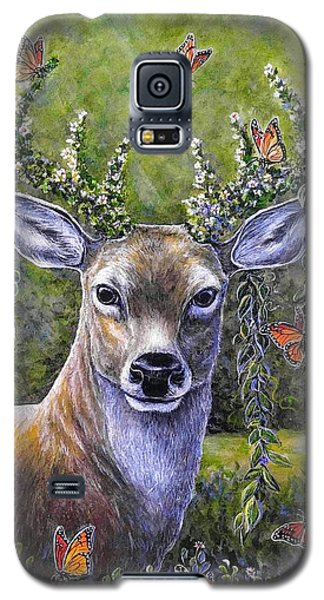 Forest Monarch Galaxy S5 Case
