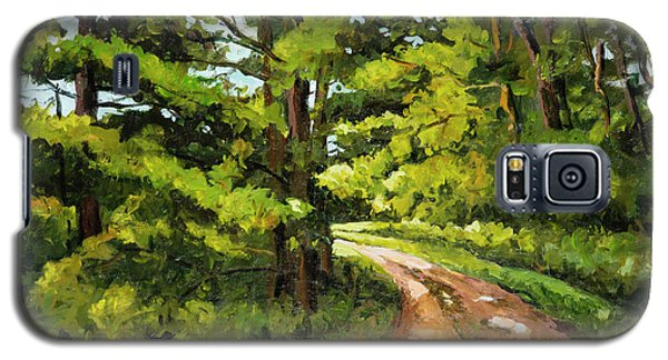 Forest Pathway Galaxy S5 Case
