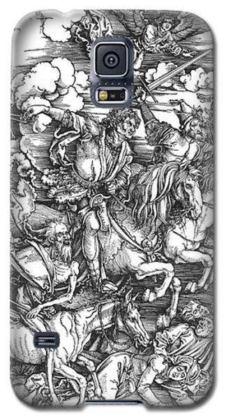 Four Horsemen Of The Apocalypse Galaxy S5 Case