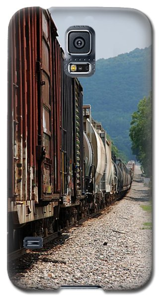 Freight Train Galaxy S5 Case