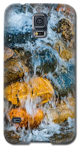 Galaxy S5 Case featuring the photograph Fresh Water by Alexander Senin