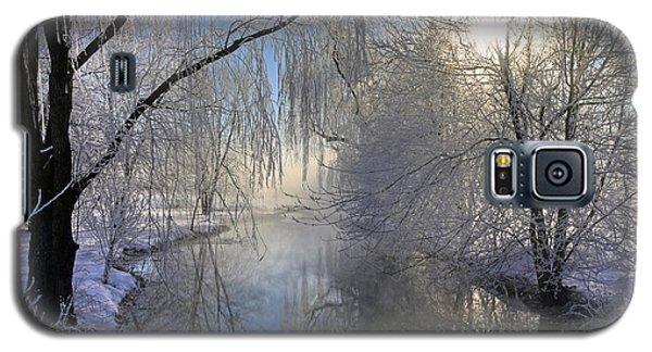 Frosty Morn 3 Galaxy S5 Case
