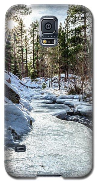 Frozen Creek Galaxy S5 Case