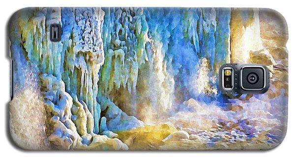 Frozen Waterfall Galaxy S5 Case