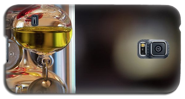 Galaxy S5 Case featuring the photograph Galileo Thermometer by Jeremy Lavender Photography