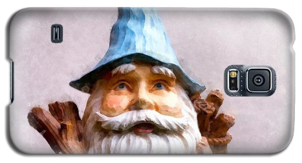Elf Galaxy S5 Case - Garden Gnome by Edward Fielding