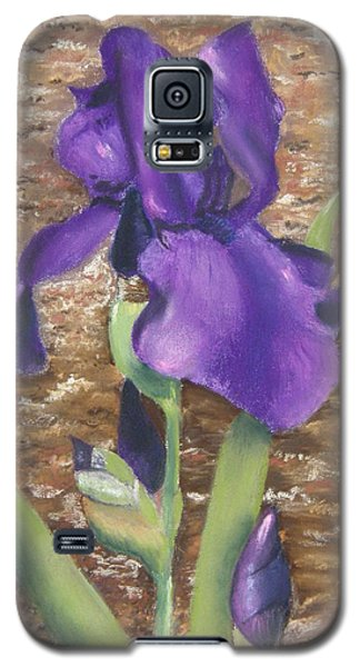 Garden Iris Galaxy S5 Case