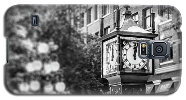 Gastown Steam Clock Galaxy S5 Case