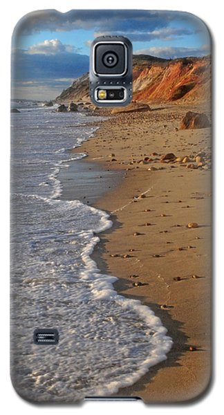 Gayhead Cliffs Marthas Vineyard Galaxy S5 Case