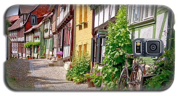 German Old Village Quedlinburg Galaxy S5 Case
