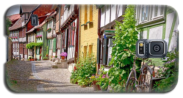 German Old Village Quedlinburg Galaxy S5 Case