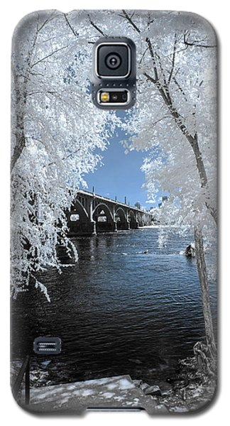 Gervais St. Bridge In Surreal Light Galaxy S5 Case