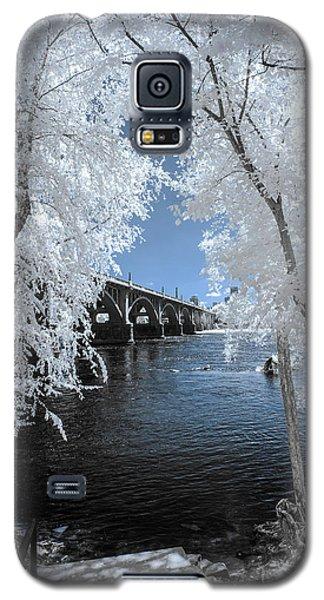 Gervais St. Bridge In Surreal Light Galaxy S5 Case