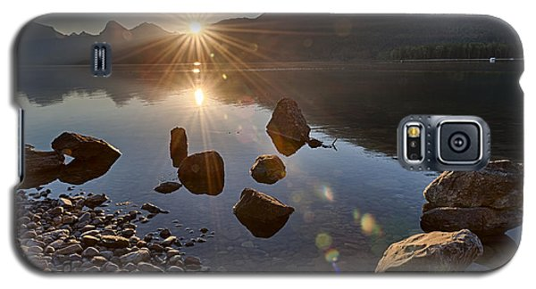 Glacier National Park 100th Anniversery Galaxy S5 Case by Kevin Blackburn
