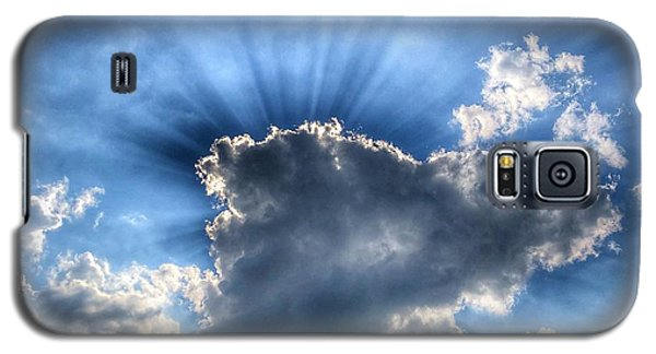 Glorious Sky Galaxy S5 Case