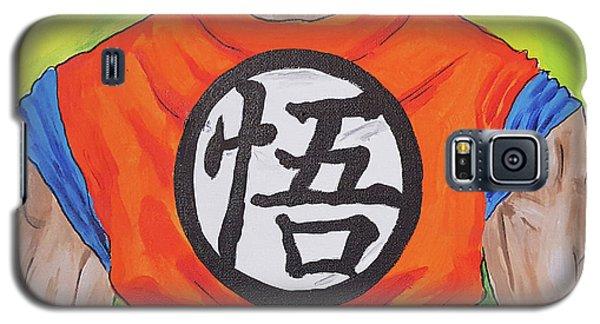 Goku Kanji Galaxy S5 Case