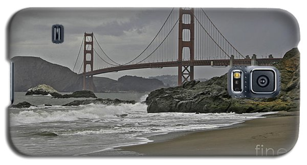 Golden Gate Study #1 Galaxy S5 Case
