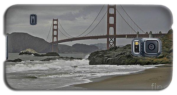 Golden Gate Study #1 Galaxy S5 Case