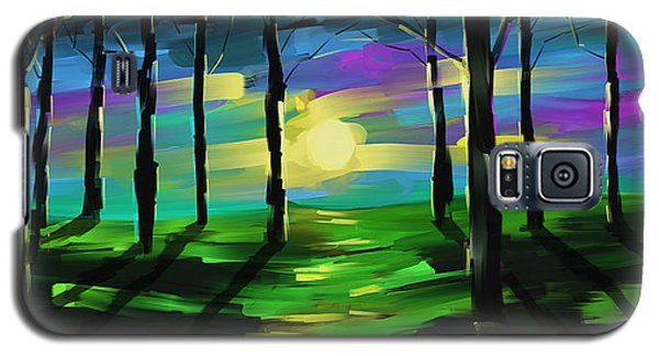 Good Morning Sunshine  Galaxy S5 Case by Steven Lebron Langston