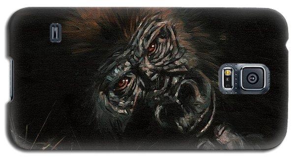 Gorilla Galaxy S5 Case - Gorilla by David Stribbling