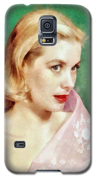Grace Kelly By John Springfield Galaxy S5 Case