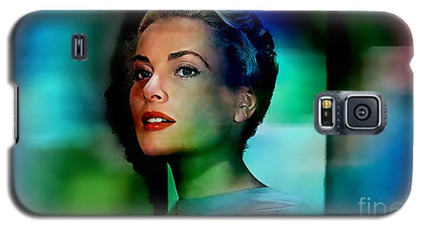 Grace Kelly Galaxy S5 Case by Marvin Blaine