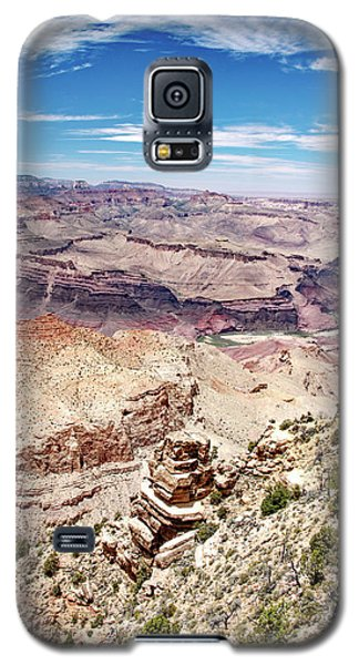Grand Canyon View From The South Rim, Arizona Galaxy S5 Case