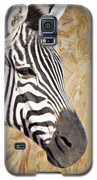 Grant's Zebra_a1 Galaxy S5 Case