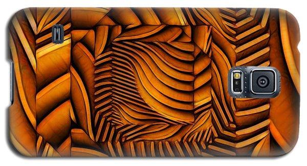 Groovy Galaxy S5 Case by Ron Bissett