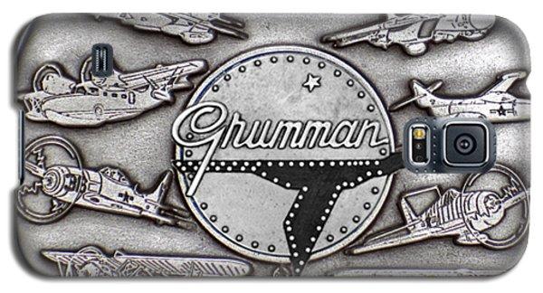 Grumman Coin Galaxy S5 Case