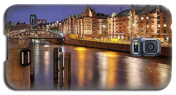 Hamburg Speicherstadt Galaxy S5 Case