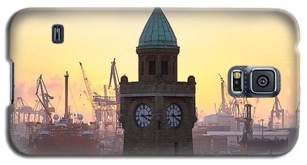 Hamburg Sunset Galaxy S5 Case