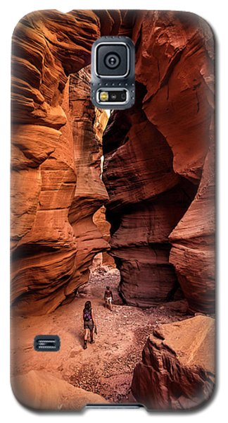 Happy Canyon Galaxy S5 Case