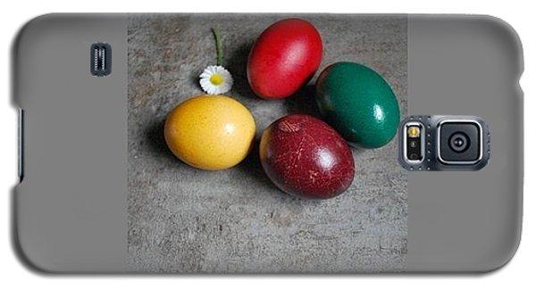 Happy Easter Galaxy S5 Case by Marija Djedovic