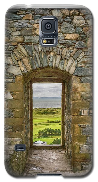 Harlech View Galaxy S5 Case by R Thomas Berner