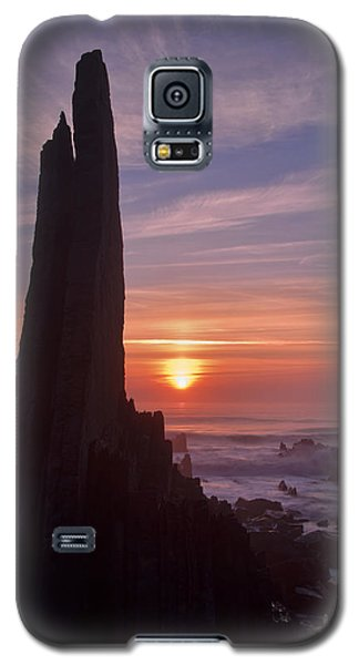 Hartland Seascape From The West Coast Of Devon Galaxy S5 Case