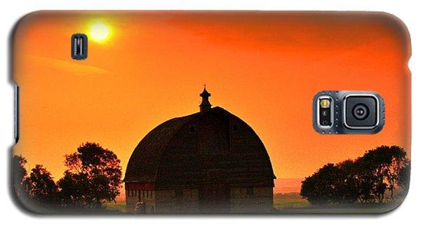 Harvest Sunset  Galaxy S5 Case