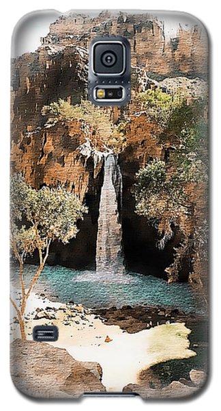 Havasu Falls - Havasupai Indian Reservation Galaxy S5 Case
