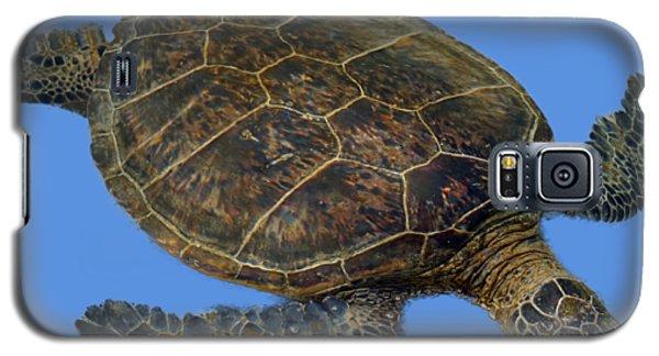 Hawaiian Sea Turtle Galaxy S5 Case