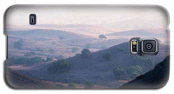 Hazy Pamo Valley Galaxy S5 Case