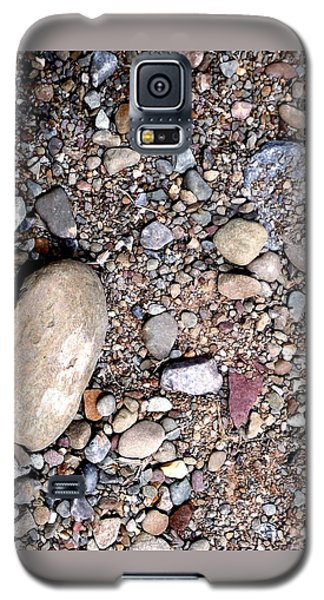 Galaxy S5 Case featuring the photograph Heart Of Stone by Danielle R T Haney