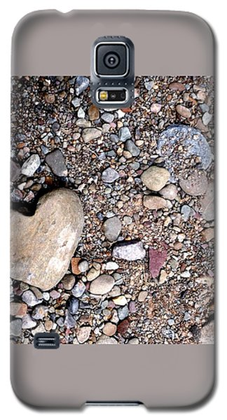 Heart Of Stone Galaxy S5 Case by Danielle R T Haney