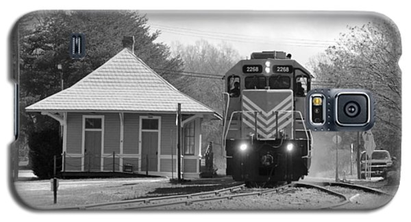 Heath Springs Depot 2.24.2016 Galaxy S5 Case
