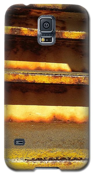 Galaxy S5 Case featuring the photograph Heavy Metal by Olivier Calas